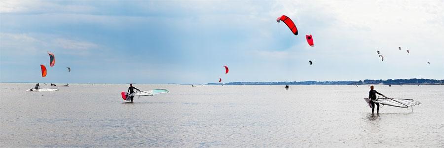 Kitesurfs & Planches