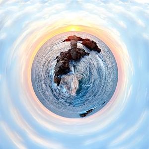 Planète pointe de Beg er aud. Quiberon