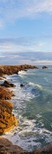 Pointe du Percho (vue de Beg er Aud).